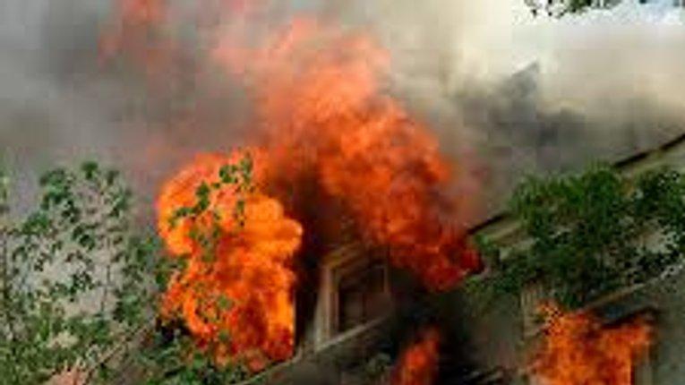 4 будинки і квартира згоріли у неділю