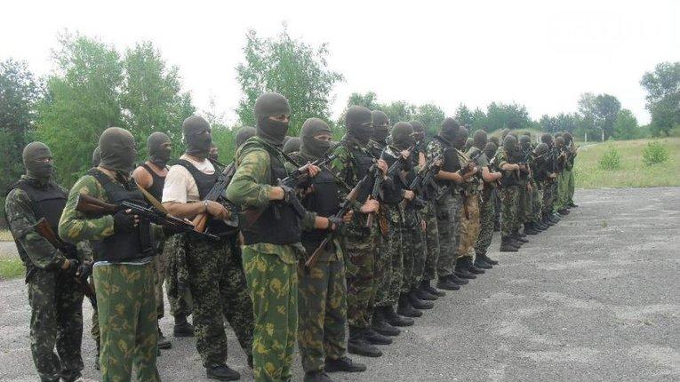 Службова записка командувача сектора «М», щодо батальйону «Полтавщина»