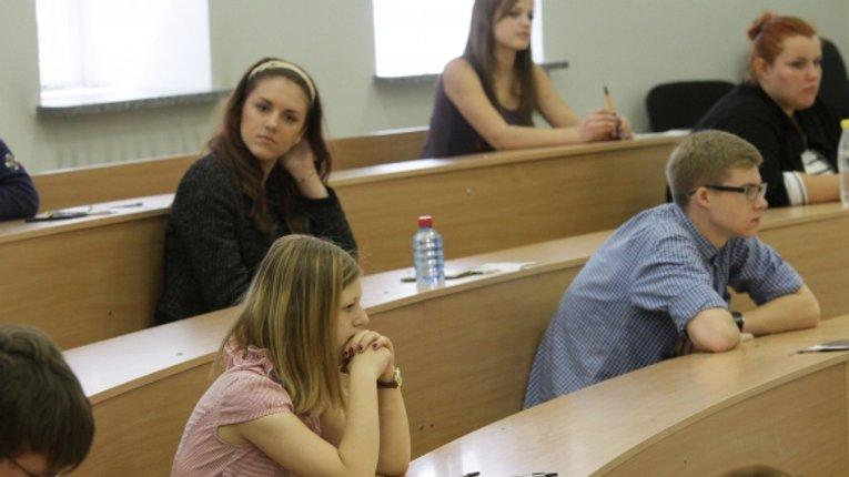 Зменшується кількість полтавців, які бажають отримати вищу освіту