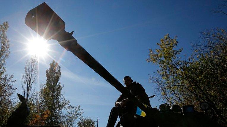 Ситуація в зоні АТО станом на ранок 6 листопада