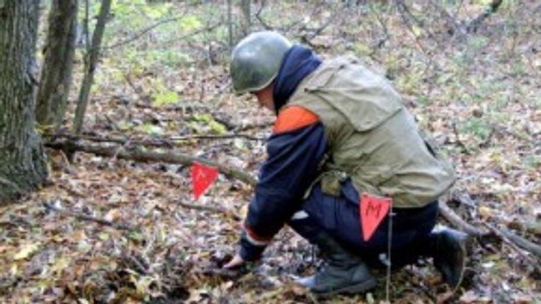 За останню добу в Полтавській області виявили 9 снарядів часів Великої Вітчизняної війни