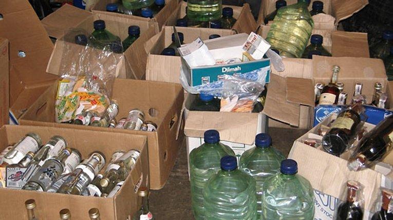 На Полтавщині з незаконного обігу вилучено товарів на 10 мільйонів гривень