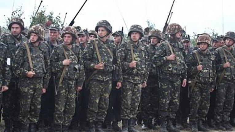 Полтавський військкомат повертає на облік «дідів»