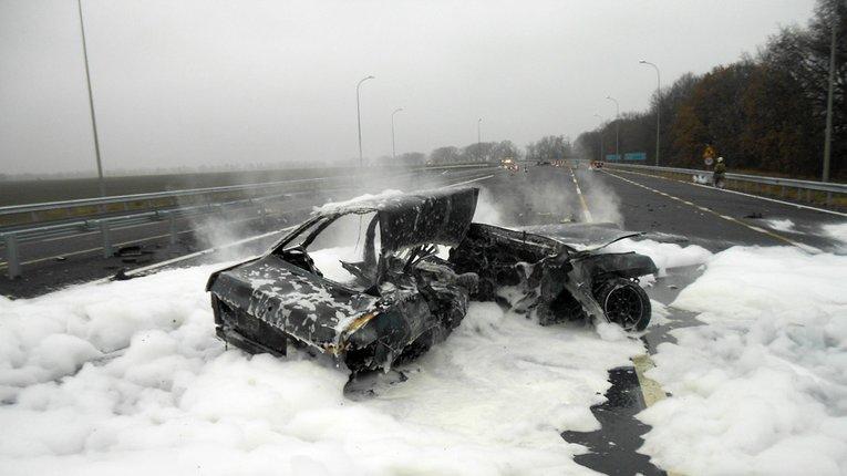 На Полтавщині в результаті моторошної аварії загинуло 3 людини
