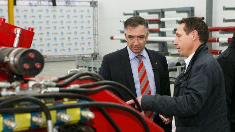 Посол Канади пообіцяв полтавцям енергетичну незалежність