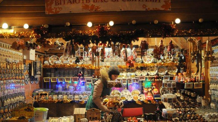 Із 3 грудня полтавці зможуть відвідати Новорічні ярмарки
