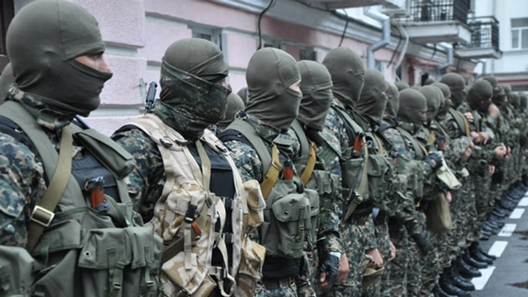 Батальйон «Полтавщина» став Донецьким Євроспецназом