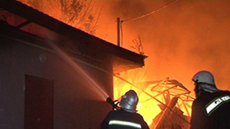 У Зіньківському районі рятувальники за добу ліквідували дві пожежі