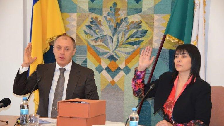 Полтавська міськрада вимагає прокуратуру зреагувати на Капліна і Шамоту