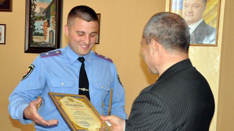 Ковжога побратався з МВС, нагородивши міліцію за відсутність успіхів в боротьбі з корупцією і оргзлочинністю