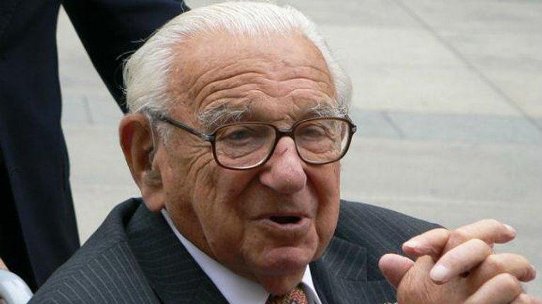 """Помер """"Британський Шиндлер"""", який рятував дітей під час Голокосту"""