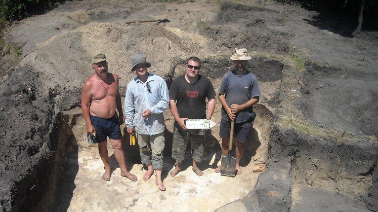 Полтавські археологи в Глинську вивчили пам'ятки післямонгольського періоду
