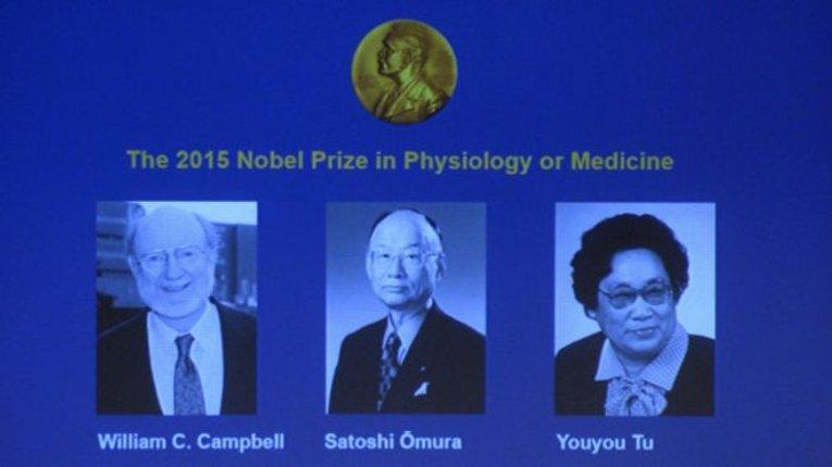 Нобелівську премію із медицини розділили троє вчених