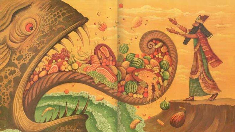 КАЗКИ ДЛЯ ВСІЄЇ РОДИНИ: Як метелик тупнув ніжкою