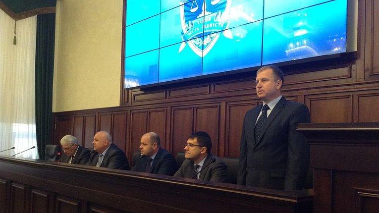 Нові зампрокурори в прокуратурі Полтавської області