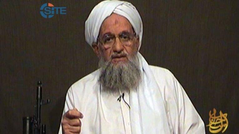 """Глава """"Аль-Каїди"""" закликав ісламістів направти всі сили проти Росії та Заходу"""