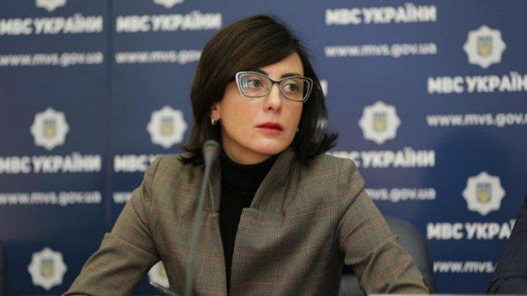 Хатія Деканоїдзе очолила Національну поліцію