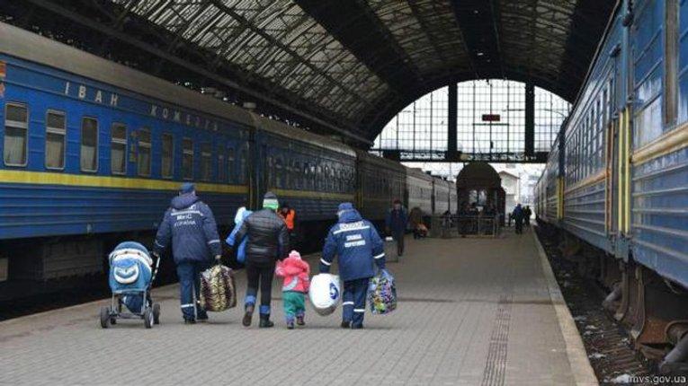 Два Львова: один для переселенців, інший – для львів'ян?