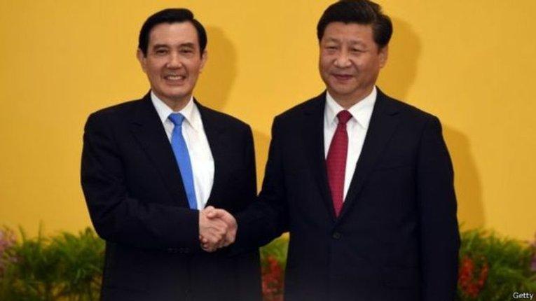 Лідери Китаю і Тайваню зустрічаються вперше від 1949 року