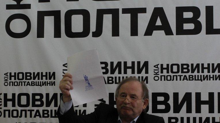 Збирач коштів на пам'ятник Мазепі «просвітив», де загубилися сотні тисяч