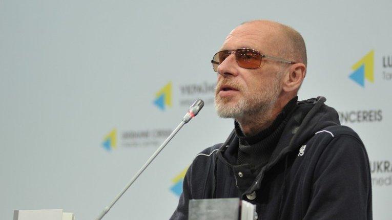 Юрій Іздрик у Полтаві з однією книжкою і 48 годинами розмов