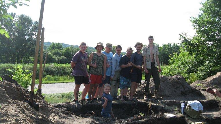 Полтавські археологи набирають охочих на розкопки старовинного городища