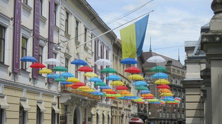 Город Льва, «Доли», туристов и гастарбайтеров – как и чем живет Львов?