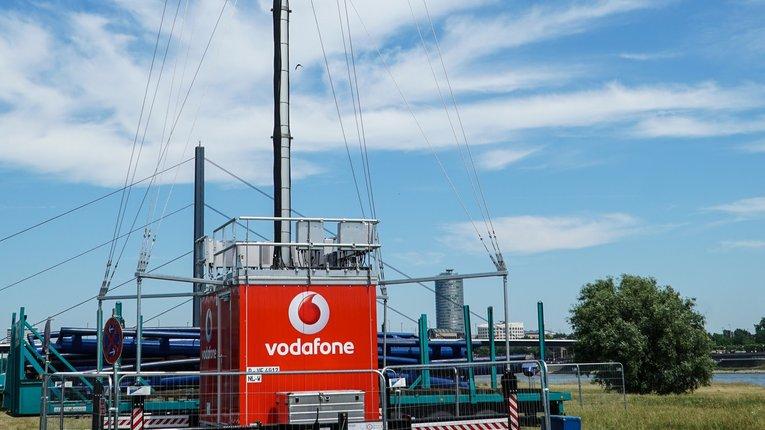 Оператор Vodafone розширив 3G покриття на Полтавщині