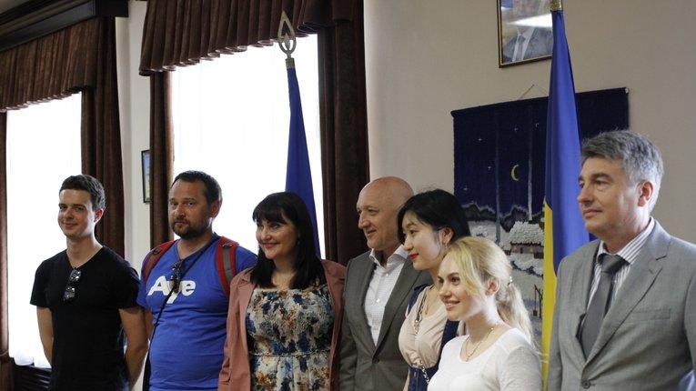 Волонтери «GoGlobal camps» поділилися враженнями від полтавських школярів