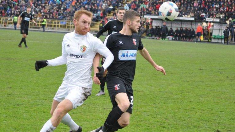 «Ворскла» слідом за «Полтавою» виходить до чвертьфіналу Кубку України