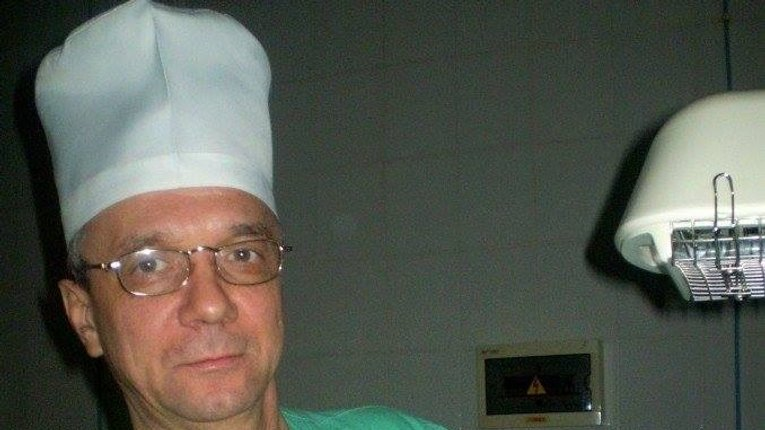 Завтра в Полтаві попрощаються з лікарем-реабілітологом Олександром Варяницею