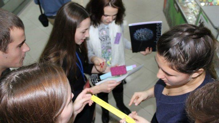 Полтавські студенти позмагалися в квесті проти насильства