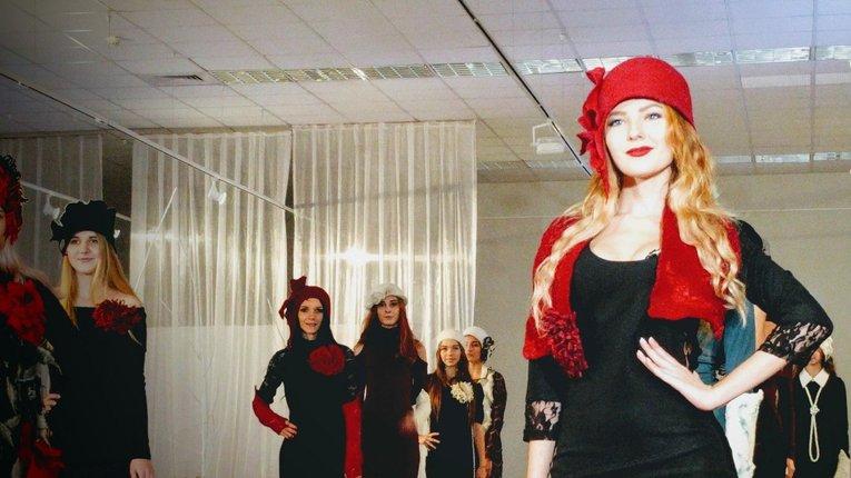 Показ моди від молодих дизайнерів відбувся в Полтаві