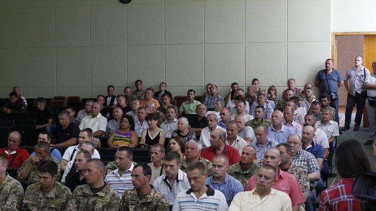 Більше тисячі бійців зустрінуть Новий рік із оформленою землею на Полтавщині