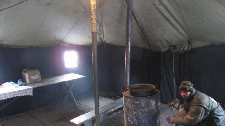 247 осіб звернулося до полтавського пункту обігріву за 3 тижні