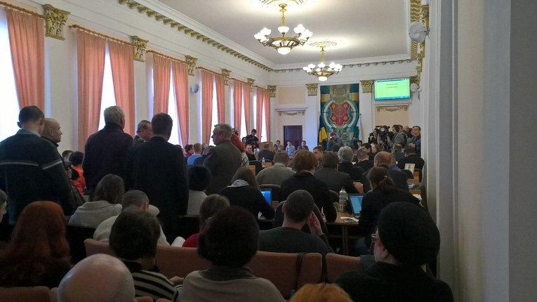 Полтава все ж отримала бюджет на 2017 рік