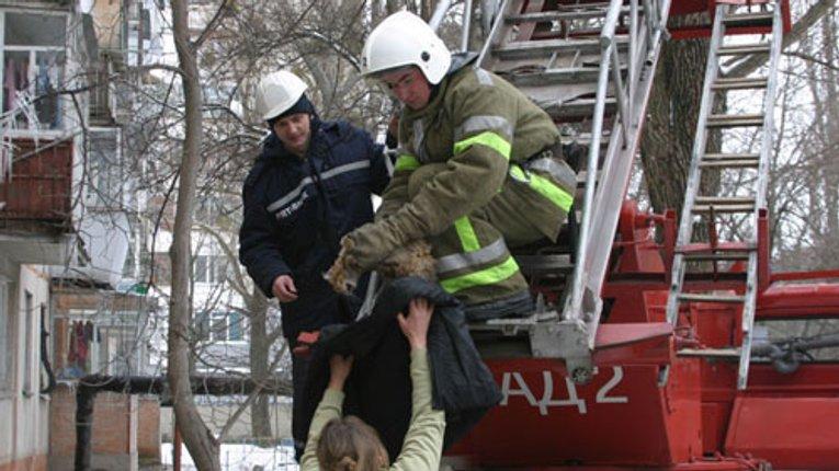 На Полтавщині ДСНС врятувала 107 осіб за минулий тиждень