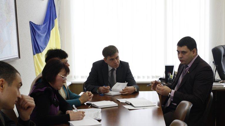 Меморандум про охорону земель із правоохоронцями погодили підписати в Полтавському Держгеокадастрі
