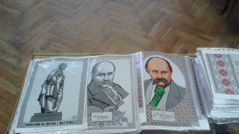 68 портретів Шевченка планують вишити полтавські митці