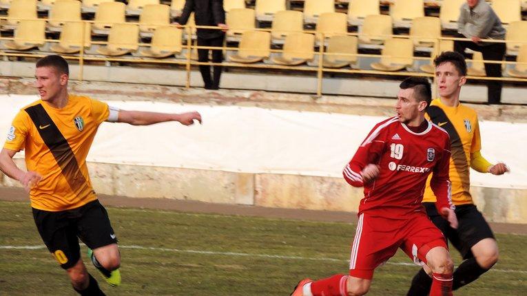 «Гірник-Спорт» переграв прем'єр-лігову «Олександрію»