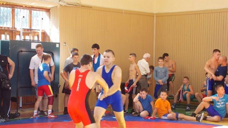 Чемпіонат із греко-римської боротьби відбудеться в Кременчуці