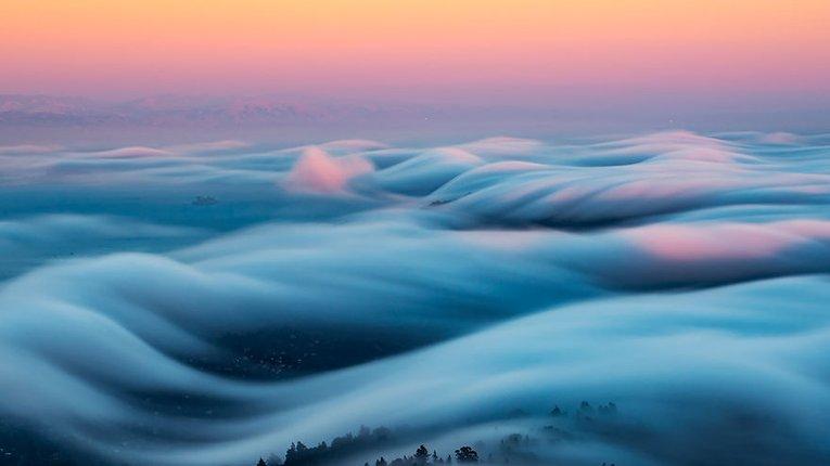 Туман: надзвичайні фото звичайного явища…