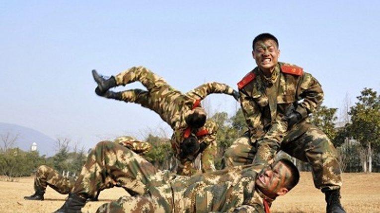 «Диявольський тиждень». Як працює військова пропаганда в Китаї