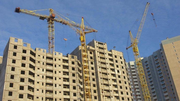 На 18% зросли об'єми будівництва в Україні – Держстат