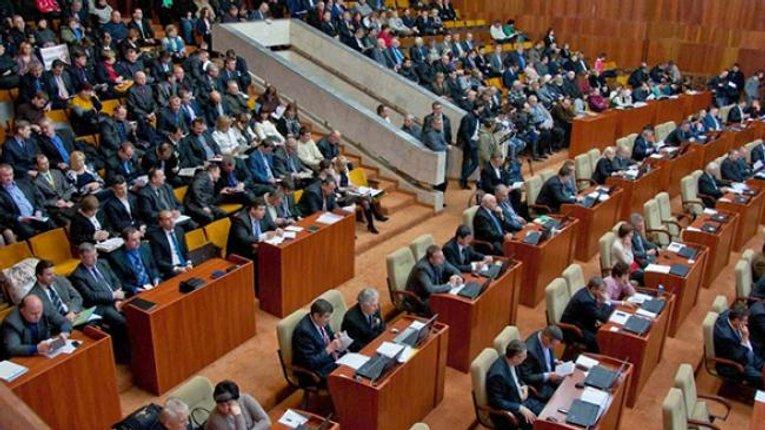 Тільки 5 питань розглянуть на завтрашній позачерговій сесії полтавської облради