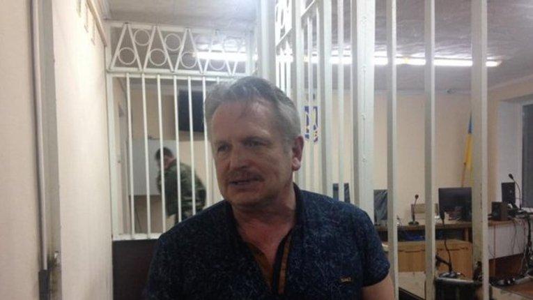 Український суд виправдав одного з ватажків «ЛНР»