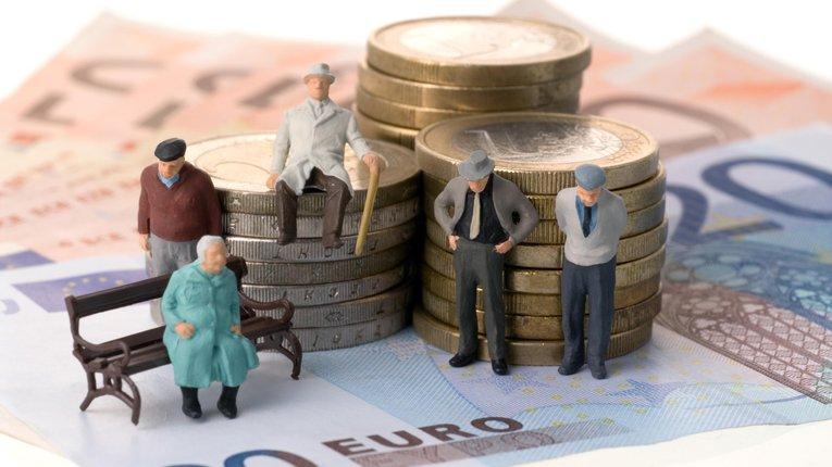 Полтавщина восьма за рівнем пенсій серед регіонів України