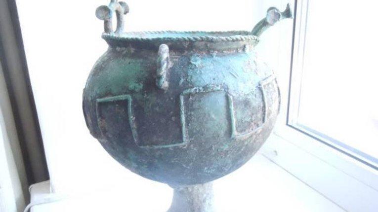 Грабіжники зруйнували чи не найбільш багате поховання сарматського часу на Полтавщині