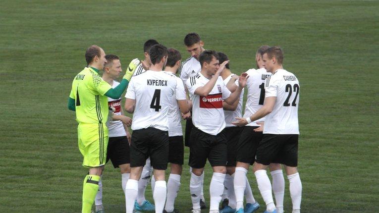 «Полтава» та «Гірник-Спорт» забили 4 м'ячі на двох