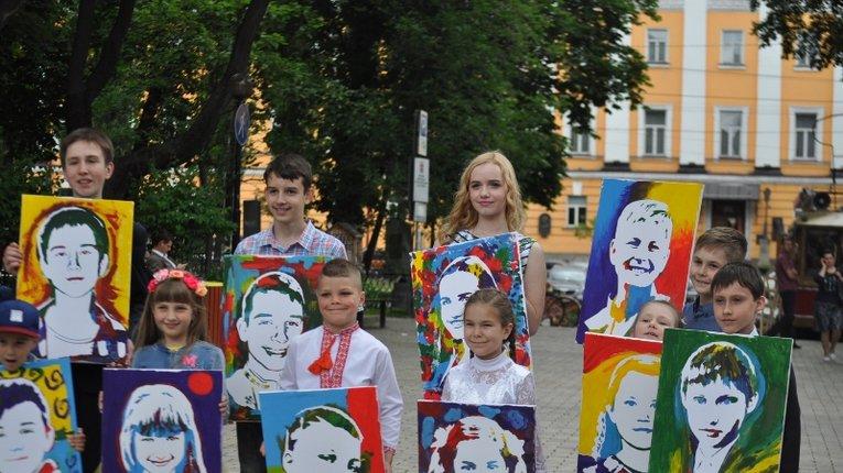 2 полтавців стали переможцями Всеукраїнського конкурсу живопису серед дітей з цукровим діабетом